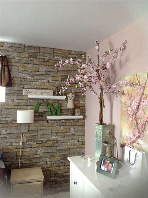 my new bedroom brick wallpaper easy to do cherry