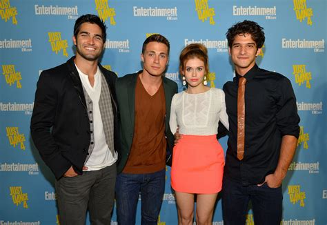 holland roden and tyler posey dating tyler hoechlin and colton haynes photos photos