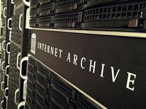 This Year  The Internet Archive Celebrated Its 20th