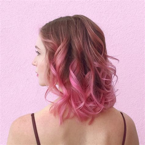 25 Sweetest Pink Ombre Hair Designs — Trendy Candy Ideas