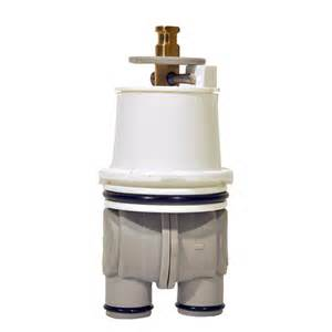Glacier Bay Kitchen Faucets Replacement Cartridge For Delta Monitor Single Lever Faucets Danco