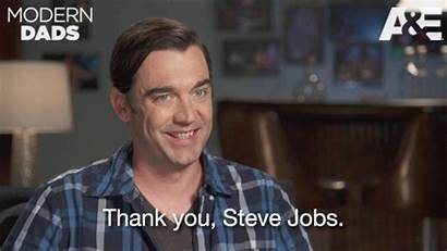 Steve Jobs Thank Apple Gifs Thanks Modern