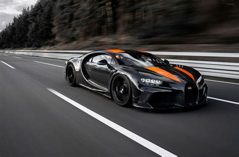 The fastest production cars in the world   Autocar