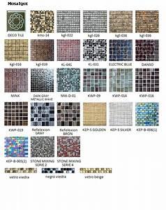 mosaic With carreaux muraux