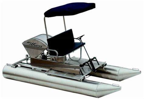 Weeres Paddle Boat For Sale by Research 2011 Weeres Pontoon Boats 11 Water Bike On