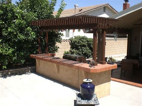 Build A Backyard Bbq by How To Build An Outdoor Kitchen Your Projects Obn
