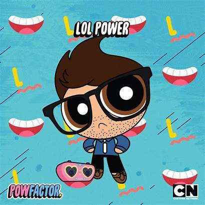 Powerpuff Dang Empower Entire Power Packed Snow