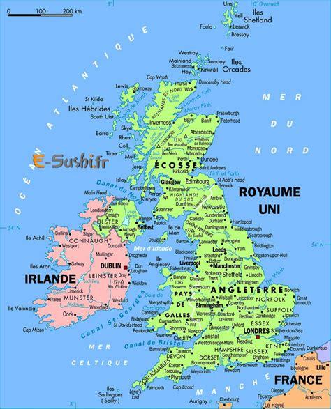 Carte Angleterre Grandes Villes by Infos Sur Carte De L Angleterre Arts Et Voyages