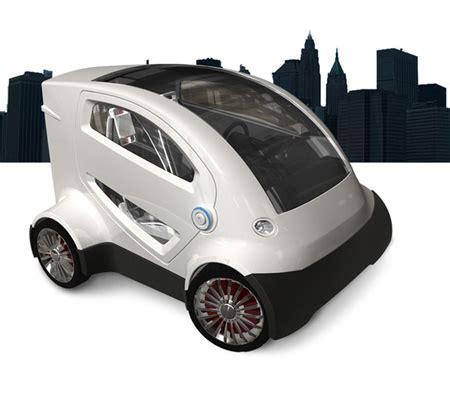 Future Transportation  Cityant Concept For Car Rental Service