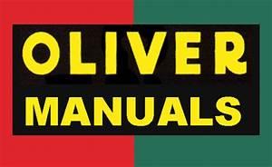 Oliver 4340 3  U0026 4 Bottom Pull Plow Operator U0026 39 S  U0026 Parts