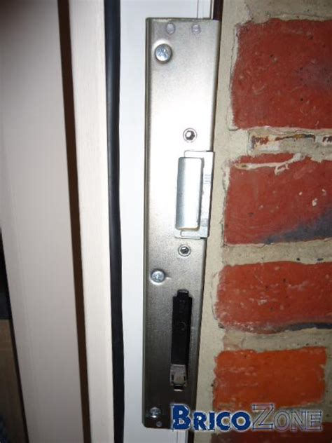 r 233 glage de porte d entr 233 e pvc help me