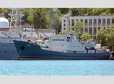 Russian Navy spy ship LIMAN sank in collision, 78 crew