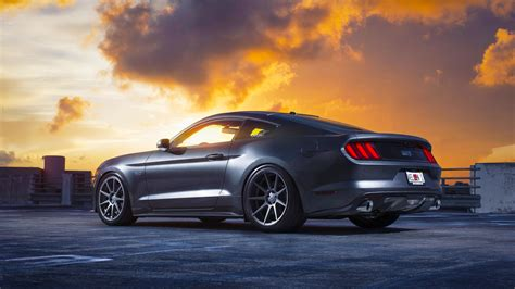 Velgen Ford Mustang Vmb9 Wheels Wallpaper