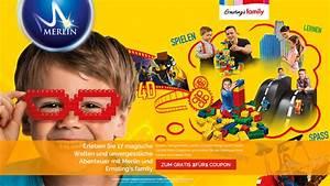Legoland Jahreskarte Aktion : 2 f r 1 aktion f r freizeitparks 2016 von ernsting 39 s family und merlin ~ Eleganceandgraceweddings.com Haus und Dekorationen