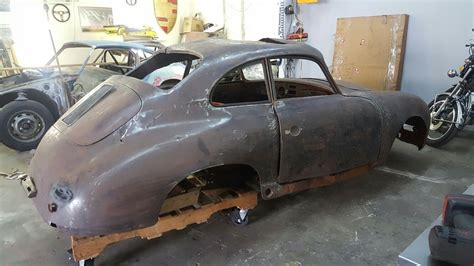 Project For Sale by 1957 Porsche 356 Project For Sale