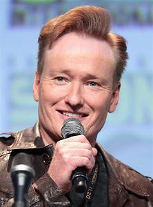 Conan O'Brien - Wikipedia  Conan