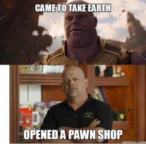 incredibly funny thanos memes    fans