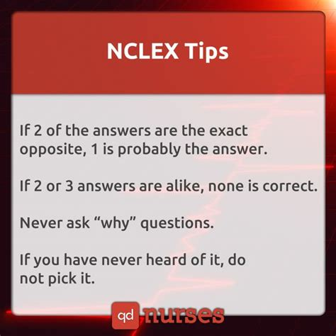 Nclex Meme - nclex tips also good for other multiple choice tests nursing school pinterest remember