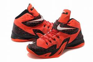Cheap For Sale Nike Zoom Lebron Soldier 8 University Red ...