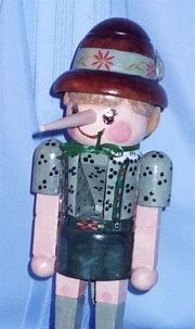Pinocchio - Hand Painted by M. Williams. | Hand painted ...