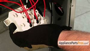 Oven Spark Module  Part  W10110523 -how To Replace