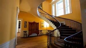 Nathaniel Russell House In Charleston South Carolina