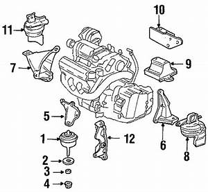 Oldsmobile Aurora Engine Mount
