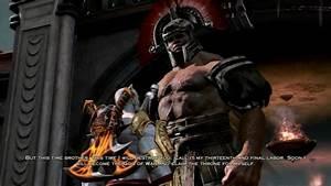 God of War III - Boss #4: Hercules - YouTube
