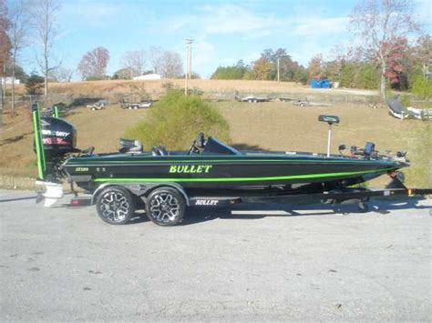 Bullet Bass Boats For Sale In Tennessee by Bullet Bass Boat Boats For Sale