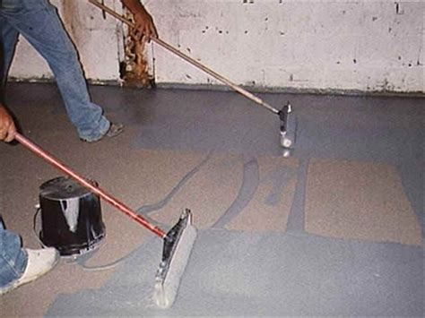 garage floor paint not sticking floor garage epoxy paint systems options