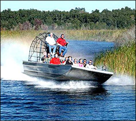 fan boat new orleans airboat sw tour picture of new orleans tour company