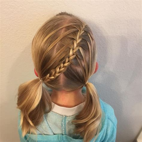 8 cool hairstyles for little girls that won t take too