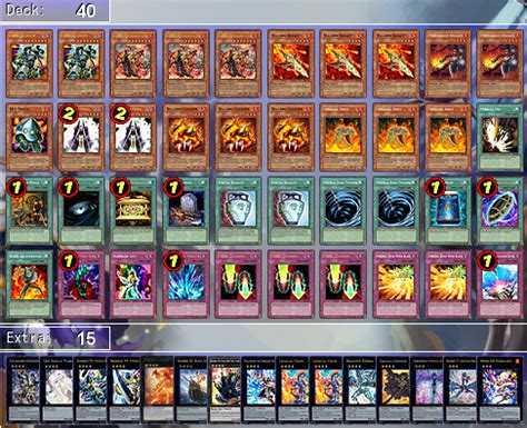 yugioh volcanic deck list volcanic counter yu gi oh tcg ocg decks yugioh card