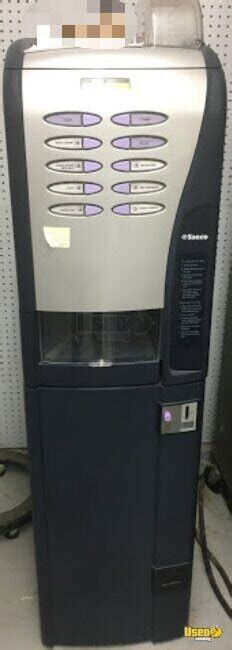 Tsa vending vending machine supplier for over 27 years has provided new and used location ready vending machines to business locations. NEW, Never Used Saeco SG200E   Saeco Barista Coffee System ...