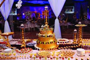 indian wedding flowers garlands suhaag garden dessert lounge dessert presentation mini