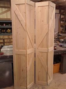 25 best ideas about laundry room doors on pinterest With barn wood bifold doors