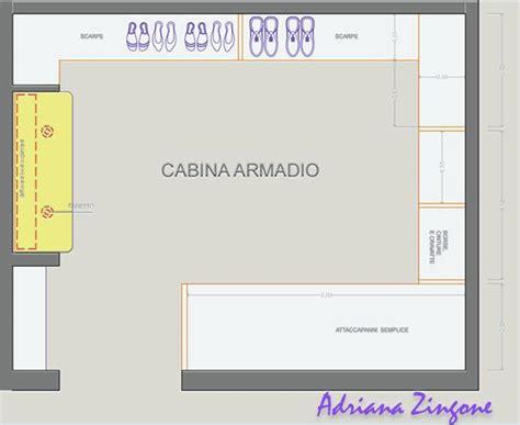 Dimensioni Guardaroba by Cabina Armadio In Spazi Minimi