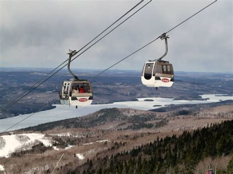 Lifts/cable Cars Mont Tremblant