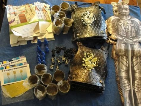 Medieval Party Supplies