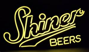 Shiner Beers LED Sign
