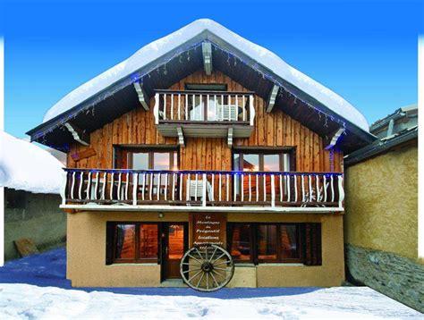 chalet pregentil alpe d huez iglu ski