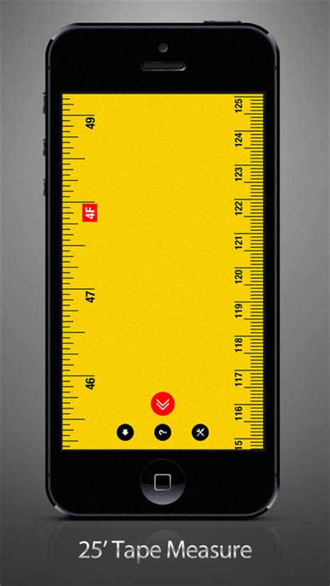 iphone measuring app ruler with measuring and photo measure tool app