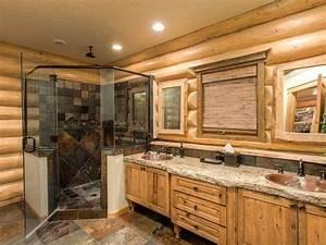 These Granite Slab Countertops And Stone Tiling Bring A