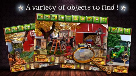 free objects for android country farm objects apk for android