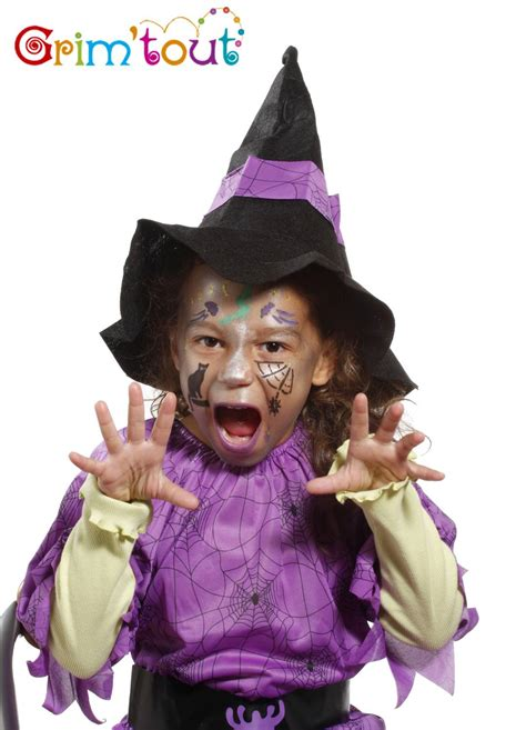 make up hexe wiederverwendbare grim tout make up schablone hexe und schminke und g 252 nstige