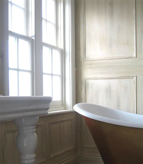 panelled bathroom ideas wall panelling wood wall panels painted painted