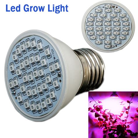 wholesale led grow light 10pcs lot ac85 265v 3w e27