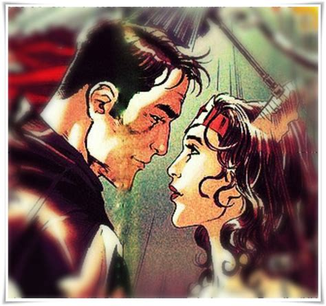 217 Best Wonder Woman And Batman Wonderbat Images On Pinterest