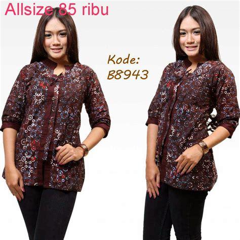 baju batik terbaru baju batik