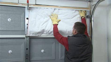 dulley think about insulating garage doors instead